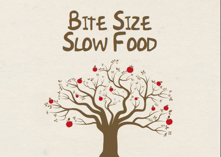 Bite Size Slow Food!