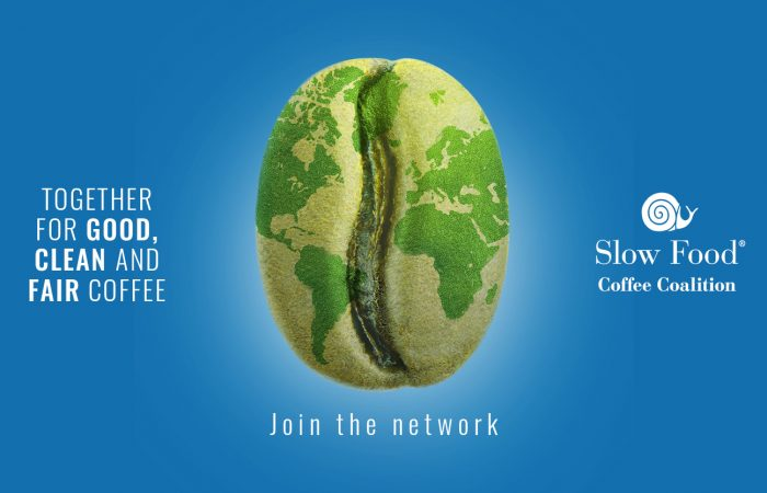 Nasce hoje a Slow Food Coffee Coalition