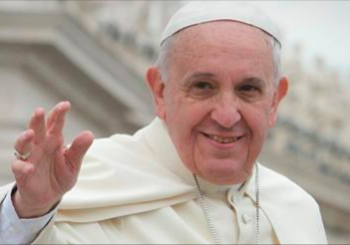 An Appeal from the Pope to Combat Climate Change