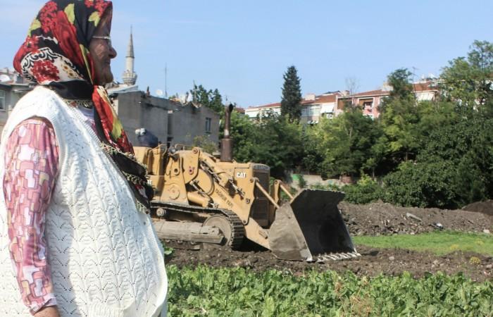 Istanbul's Historical Yedikule Gardens Face Destruction