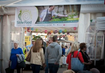 Slow Food Festival in Northern Ireland attracts 25,000 visitors