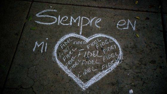 Petrini reports from Cuba: Sadness and pride