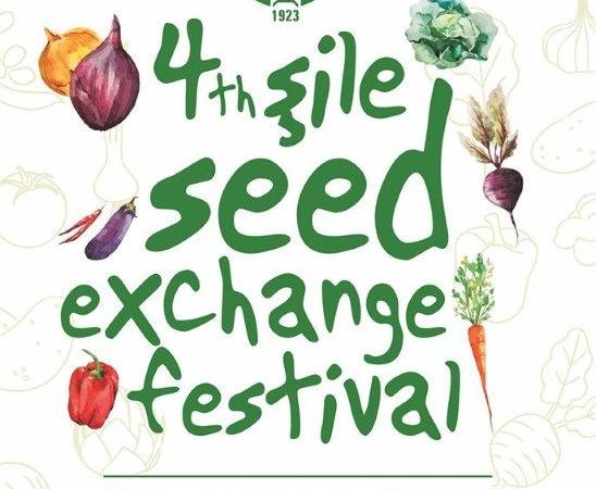 Fourth Şile Seed Exchange Festival