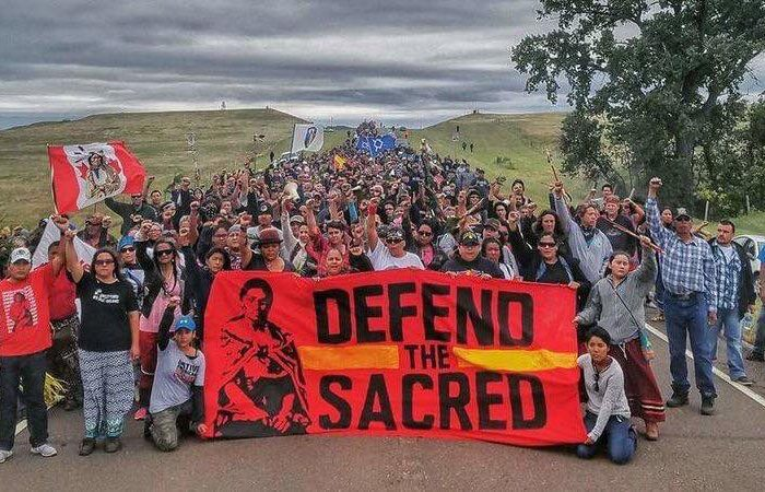 Sioux victory at Standing Rock