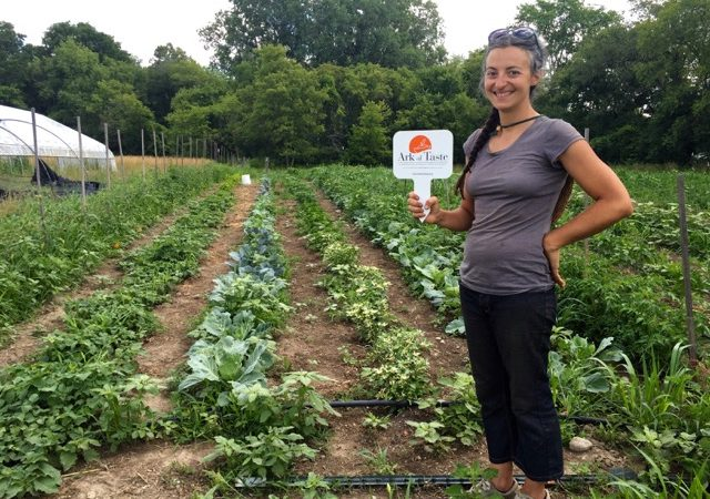 A Virtuous Cycle: Slow Food's Ark of Taste Helps New Farms Thrive and in Return, Farmers Promote the Ark