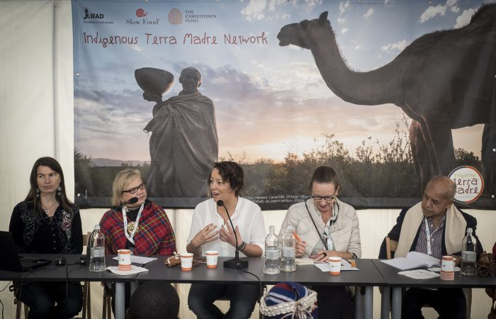 Slow Food at the Third Global Meeting of the Indigenous Peoples' Forum at IFAD