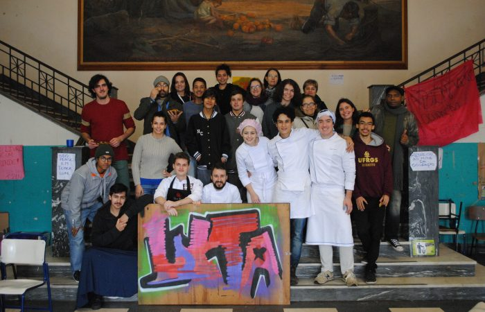 Slow Food Chef Fights Brazil's Food Waste with Disco Events