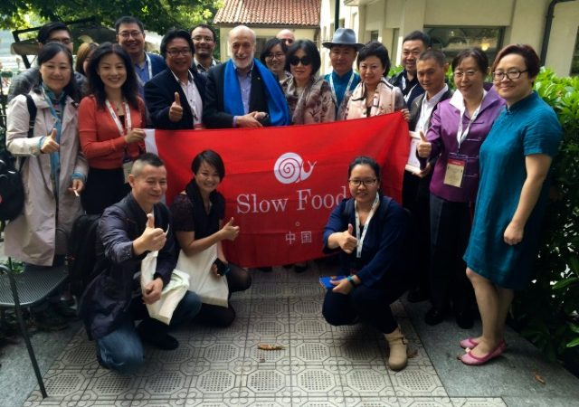 Carlo Petrini in China to pave the way for the next Slow Food International Congress