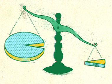 What role can food play in reducing inequality?