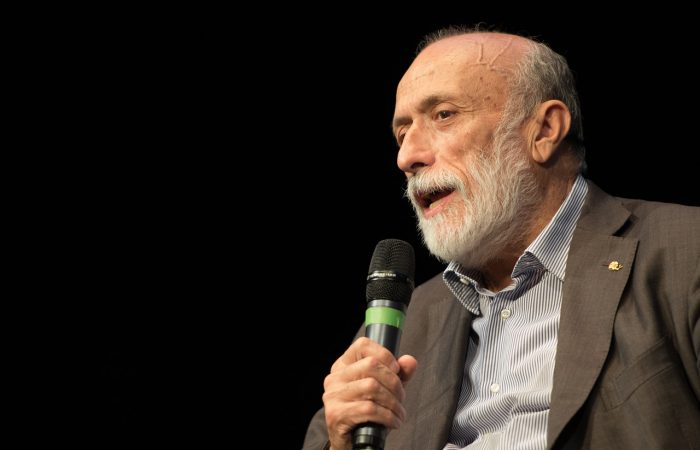 "Carlo Petrini: ""We can't win on our own."""