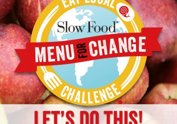Menu For Change –     Eat Local Challenge: let's do this!