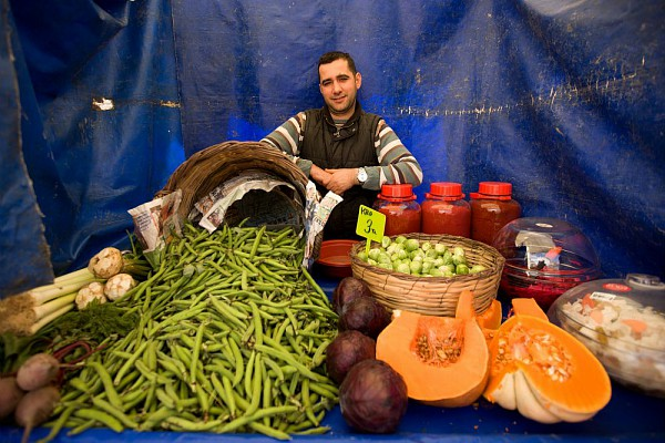 Earth Markets in Turkey: Liberating Seeds For All