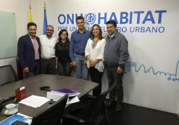 Urban-rural integration and revival of marketplaces in Colombia