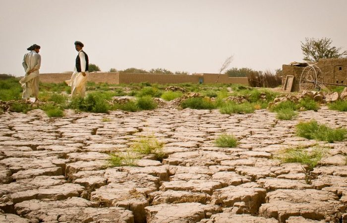 Climate Change, Land Degradation and the Loss of Agricultural Land