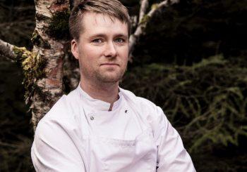 Chef's Alliance Recipe – Icelandic Lamb with celeriac, kale and crowberry sauce – Siggi Helgason