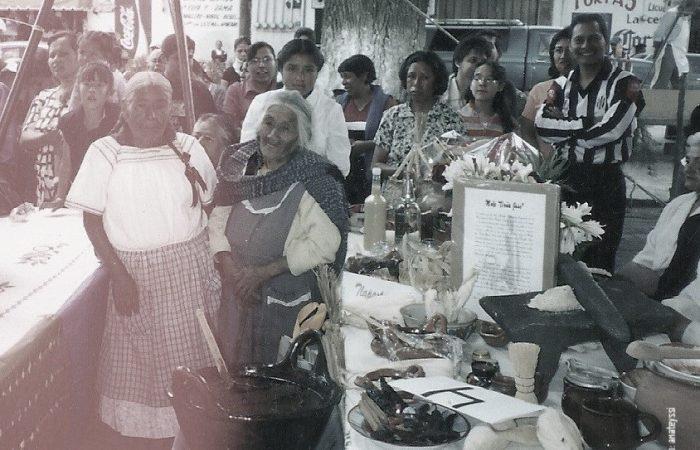 Doña Jose: la molera de Calpan
