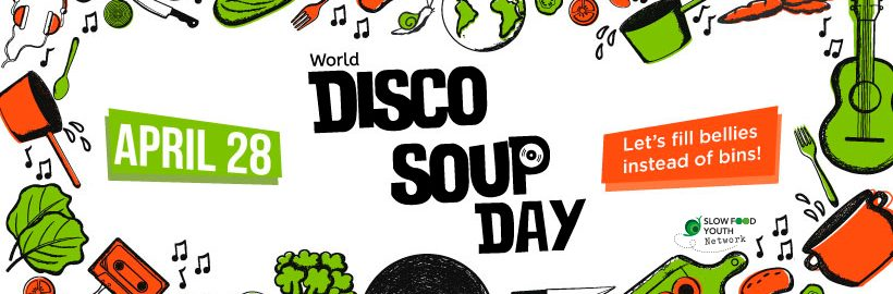 World Disco Soup Day 2018 International Events Slow Food