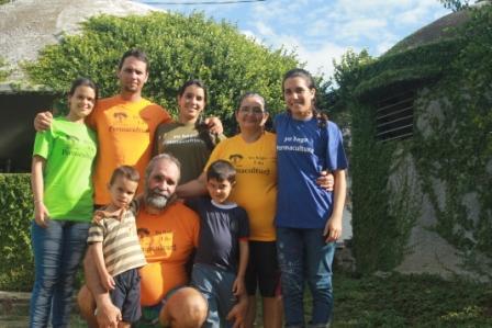 La Finca del Medio en Taguasco, con Leidy Casimiro Rodríguez