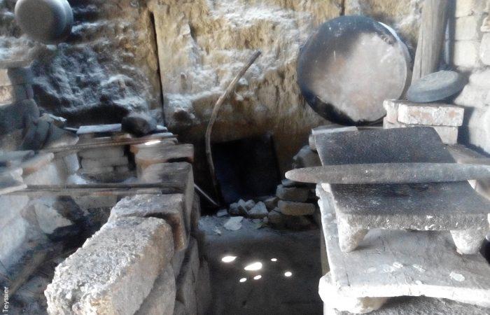 Cocinas mexicanas de humo