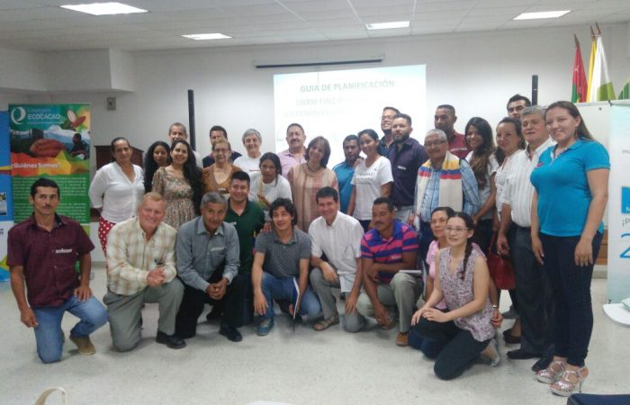 10.000 Fincas campesinas sostenibles para América Latina