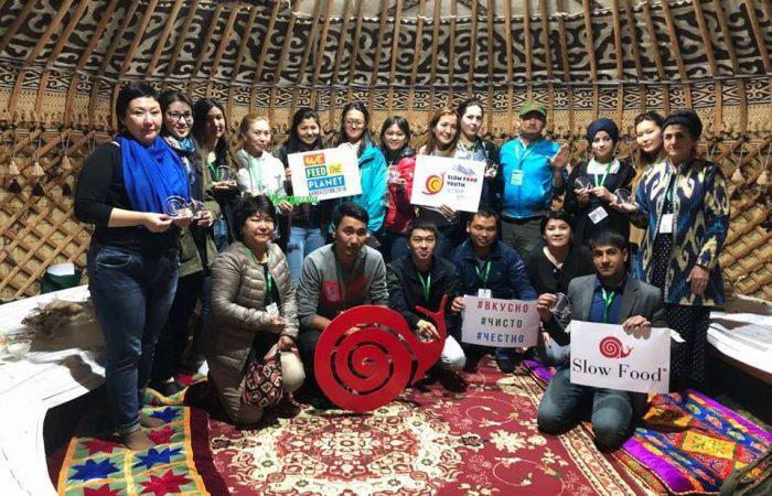 Мы накормим планету: Кыргызстан