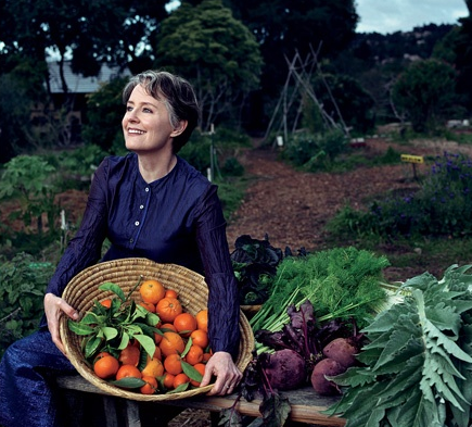 Slow Food is the Good News: In Conversation with Alice Waters