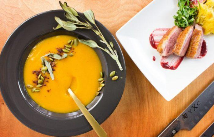 Une invasion de cuisiniers – Les protagonistes italiens