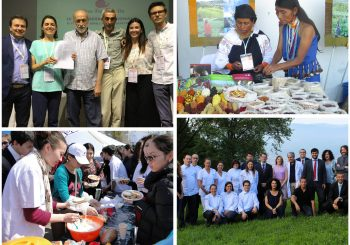 Slow Food 2.0: Around the World in Six New Communities
