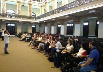 Nueva visita de estudiantes de la Universidad de las Ciencias Gastronómicas de Italia a Cuba