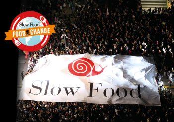 Terra Madre continua: no mundo inteiro, o Slow Food é Food For Change
