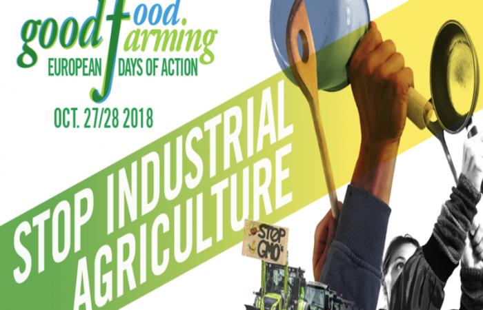 Slow Food setzt sich europaweit für gutes Essen und gute Landwirtschaft ein