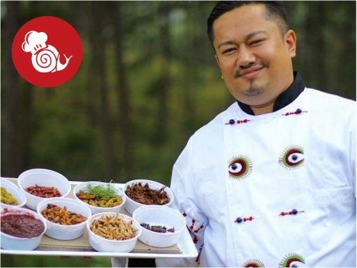Chef's Alliance Recipe – Smoked Pork with Axone – Joel Basumatari