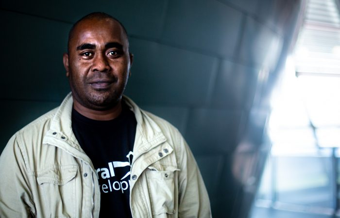 Land Rights Now – Aminio David Seresere – Yam tribe, Vanuatu
