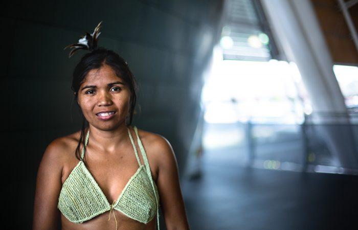 Land Rights Now – Fabiana De Jesus Santiago – Kirirí people, Brazil