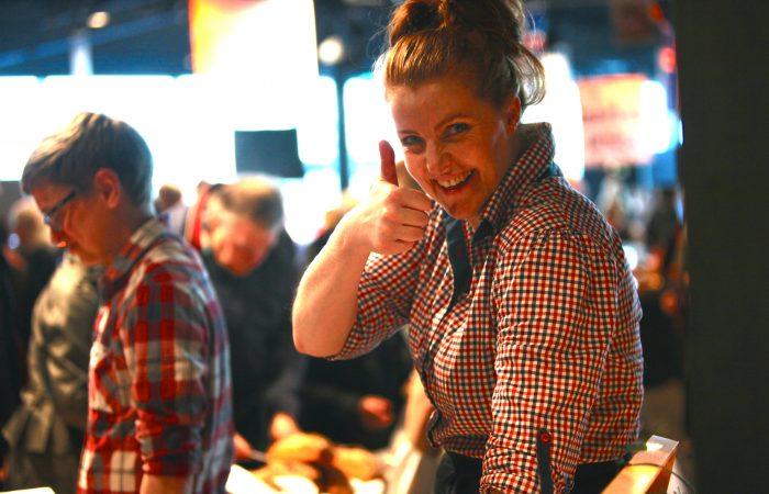 Inside Reykjavik's Farmers' Market