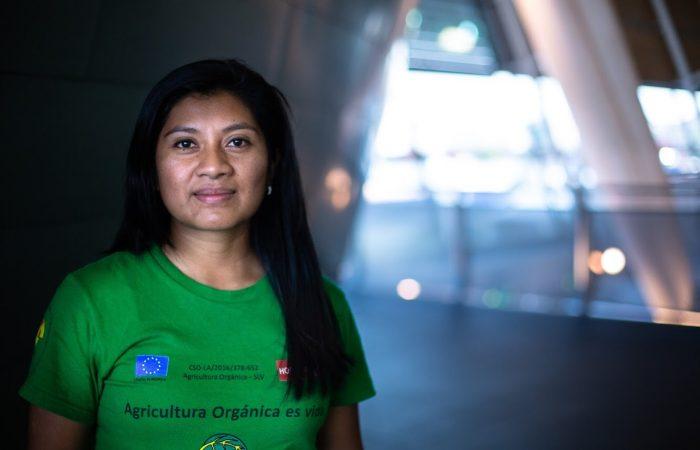 Land Rights Now – Claudia Azucena Sánchez Cortez – Pipil people, El Salvador