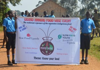Slow Food Uganda Prepares to Host Food Wise 2018