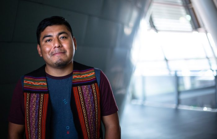 Land Rights Now – Rolando Diego Manzano Rada – Aimara people, Chile