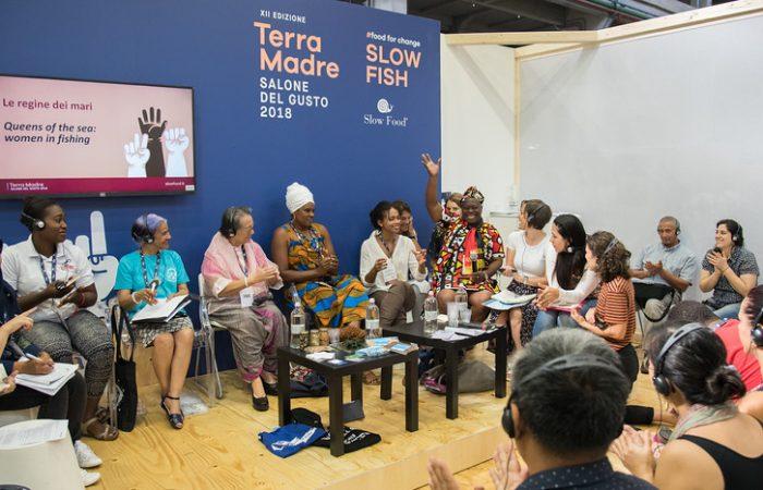 As rainhas do mar: Mulheres no mundo da pesca