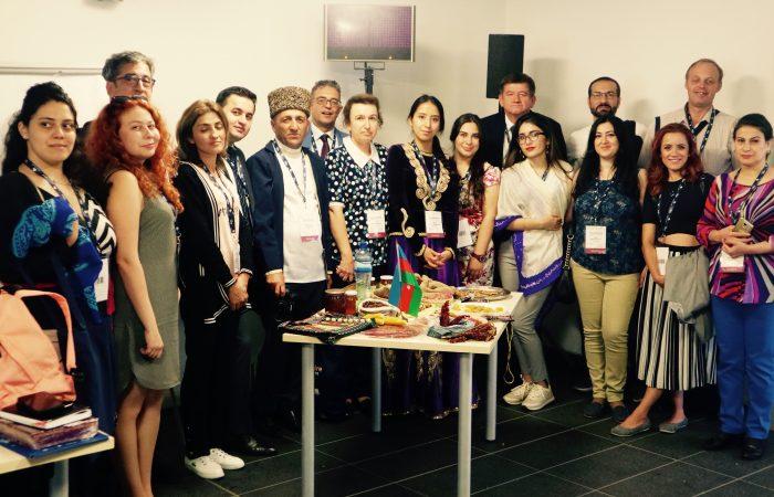 Азербайджан на Терра Мадре Салон Вкуса 2018