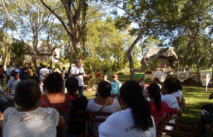 La Fiesta de la Xunankab y el compromiso por la meliponicultura tradicional