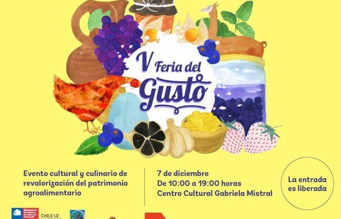 Nueva Feria patrimonio-culinaria se realizará en Santiago