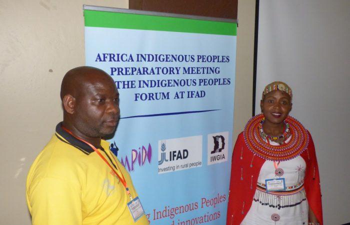 Indigenous Peoples Paving the Way: IFAD Preparatory Meeting in Nairobi