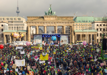 Tens of Thousands to Call for Immediate Climate-Friendly Changes in Agriculture in Berlin