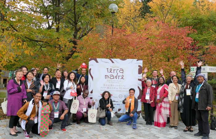 Indigenous Terra Madre: The Role of Youth, Women, and Ancient Methods