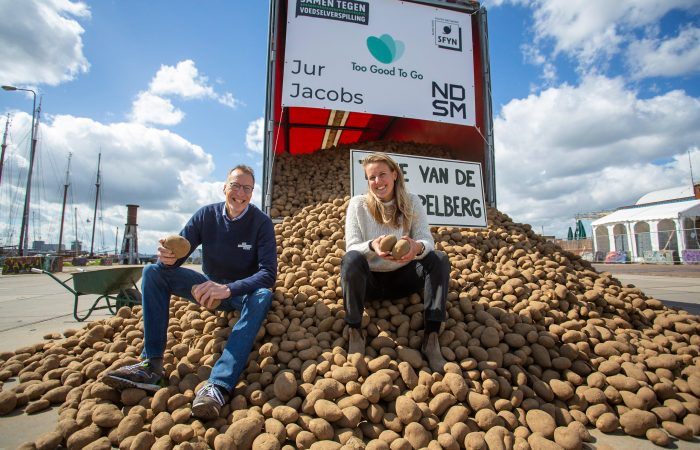 SFYN Netherlands Saved 111,000 kg of Potatoes