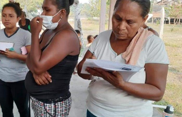 Mujeres Indígenas en Nicaragua forjando un futuro con soberanía alimentaria