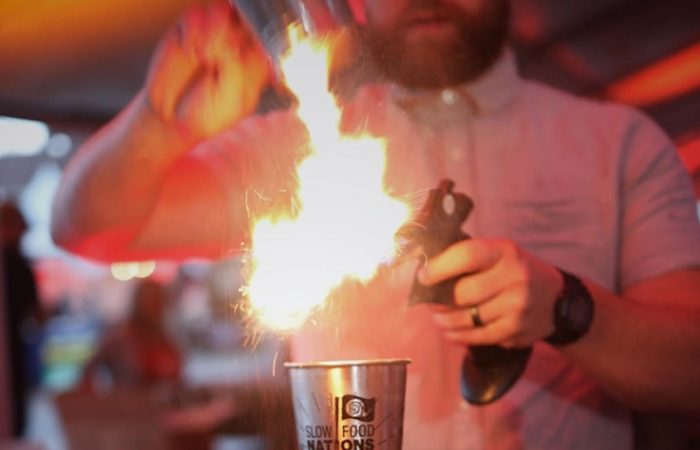 Ethnobotany behind the bar, with Danny Childs