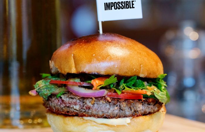 UN showcases the Impossible Burger: A reaction from Gilles Luneau
