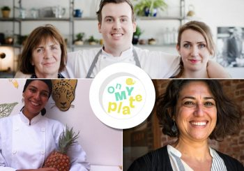 On My Plate: three stories of GOOD food